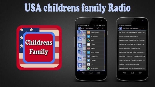USA childrens family Radio apk screenshot