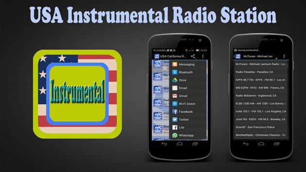 USA Instrumental Radio Station apk screenshot
