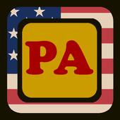 USA Pennsylvania Radio Station icon