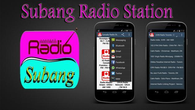 Radio Subang poster