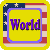 USA World Radio Stations icon
