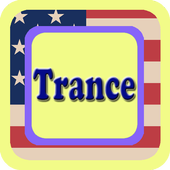 USA trance radio station icon