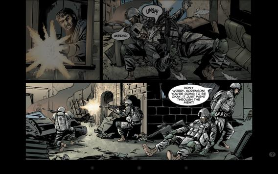 America's Army Comics apk screenshot