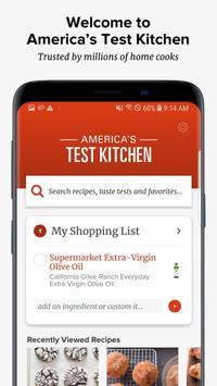 America's Test Kitchen poster