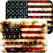 American Keyboard Theme icon