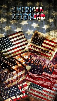 American Keyboard Theme poster