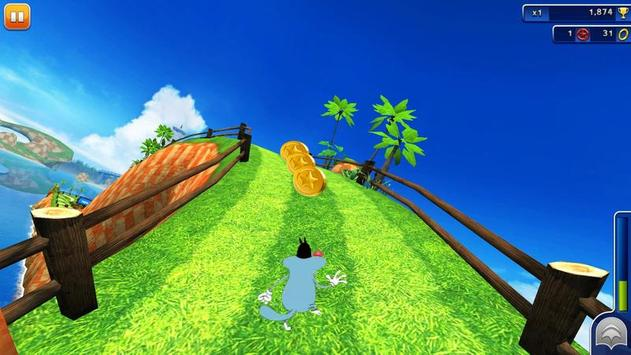 Escaping Oggyy House apk screenshot