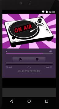 Radio For Elvis Presley apk screenshot