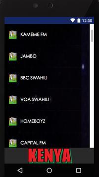 Radio For Kameme FM apk screenshot