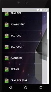 Radio For Virgin Türkiye screenshot 1