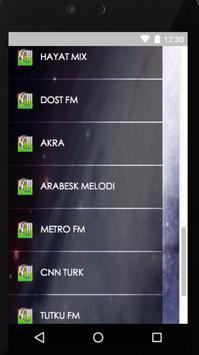 Radio For Virgin Türkiye screenshot 2