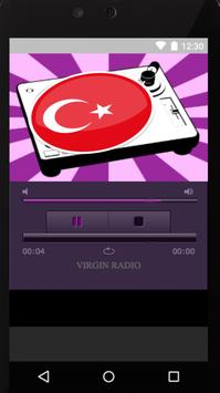 Radio For Virgin Türkiye screenshot 3