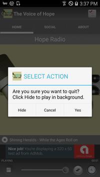 The Voice of Hope screenshot 4