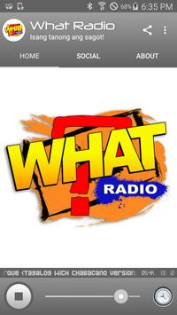What Radio screenshot 1