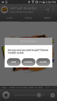 What Radio screenshot 8