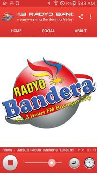 101.3 Radyo Bandera Bayugan City screenshot 1