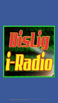 Bislig iRadio poster