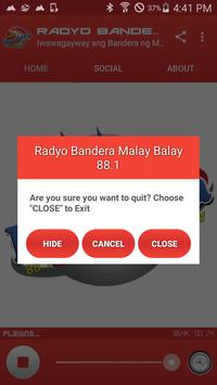 Radyo Bandera Malay Balay 88.1 screenshot 8
