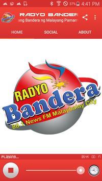 Radyo Bandera Malay Balay 88.1 screenshot 1