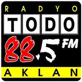 RADYO TODO AKLAN 88.5 FM icon