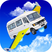 Flying Ambulance 3d simulator icon
