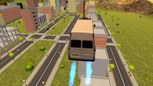 Flying Ambulance 3d simulator poster