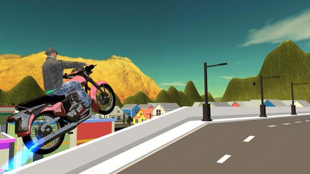 Flying Bike Sim Ride Unlimited apk screenshot