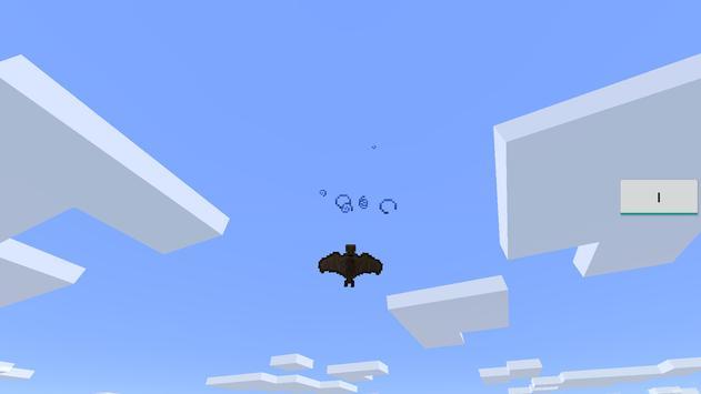 Mod Bat Simulator for MCPE apk screenshot