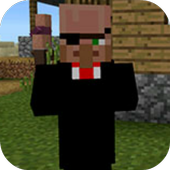 Mod Black Villager for MCPE icon