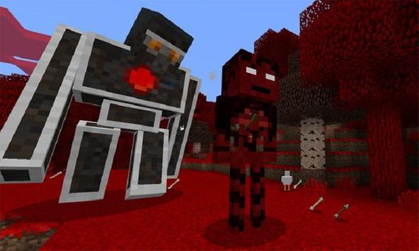 Mod end of the world for MCPE apk screenshot