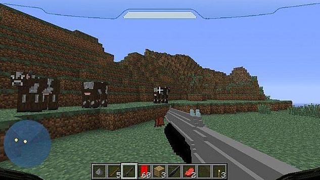 Mod Handguns for MCPE apk screenshot