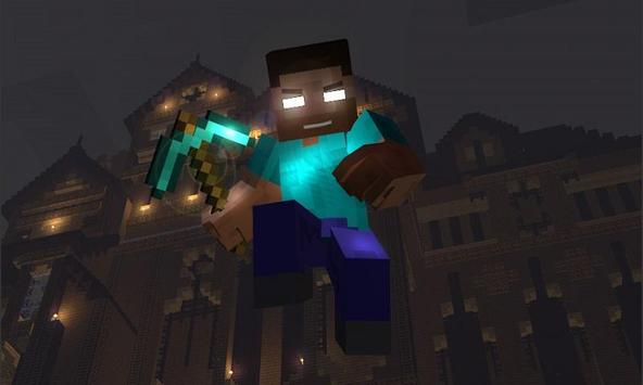 Mod hero brine for MCPE apk screenshot