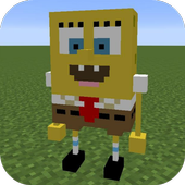 Mod Sponge Bob for MCPE icon