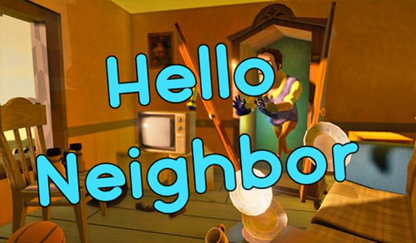 Guide For Hello Neighbor Alpha 4 poster