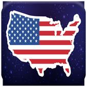 USA Wallpapers 2016 icon
