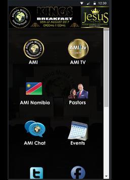 AMI Namibia screenshot 1