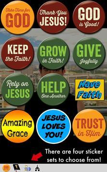 Sacred Stickers apk screenshot