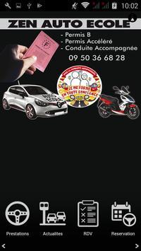 Zen Auto Creil poster