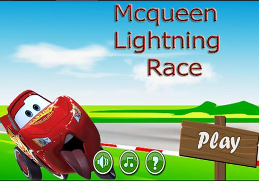 The Adventures of McQueen race apk screenshot