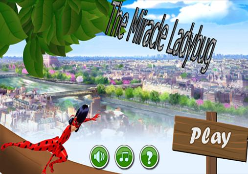 Miraculous lady Bug poster