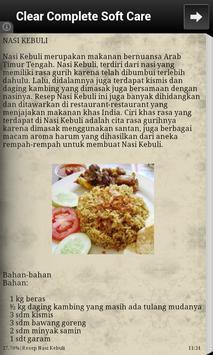 Resep Olahan Kambing screenshot 4