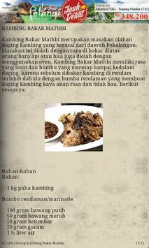 Resep Olahan Kambing screenshot 5