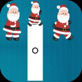 Christmas: Santa Hero Jump 2017 icon