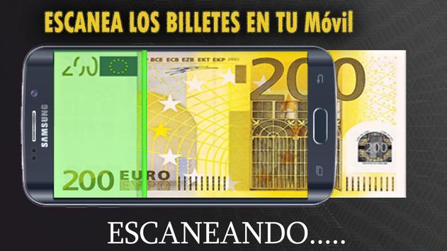 Fake Money Detector fake poster