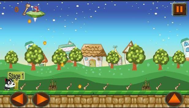 Grizzy Jump screenshot 9