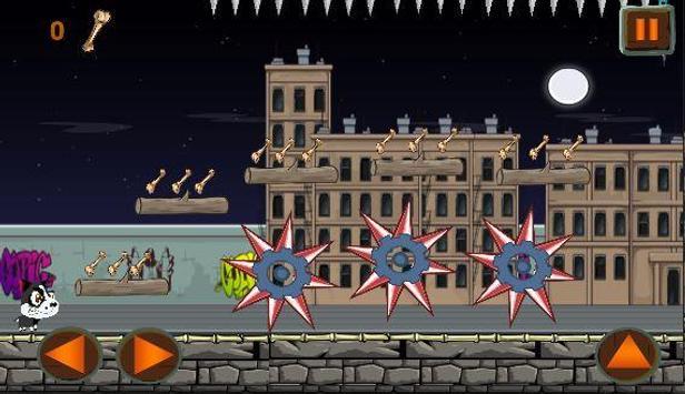 Grizzy Jump screenshot 1