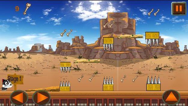Grizzy Jump screenshot 2