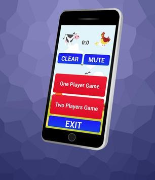 Farm Tic Tac Toe Game screenshot 1