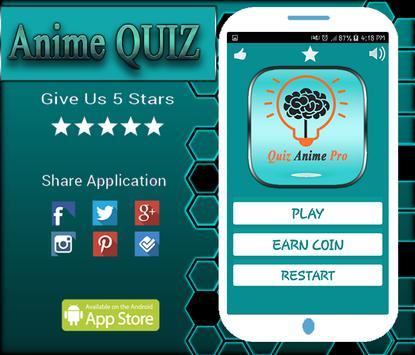 Quiz anime pro apk screenshot
