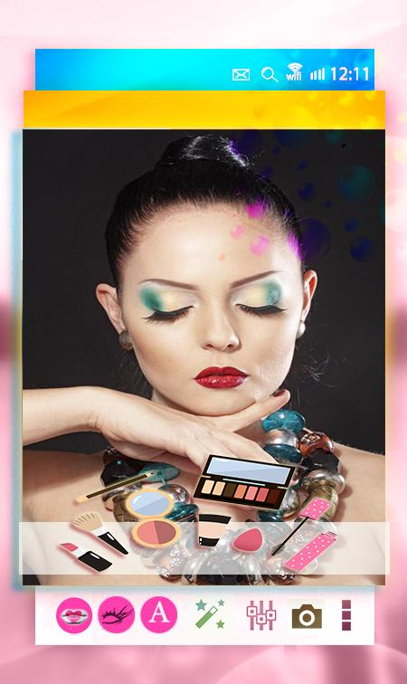 Photo Makeup Editor Online For